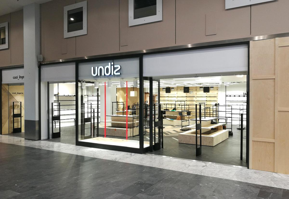 UNDIZ pendant travaux - Pau