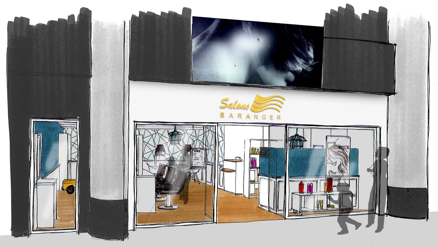 Salon de coiffure Baranger - St-Hilaire-de-Riez