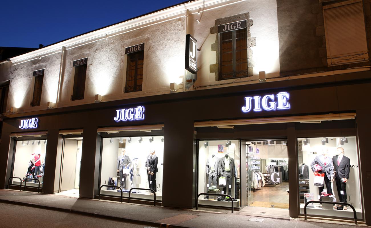 Magasin Jige La-Roche-Sur-Yon