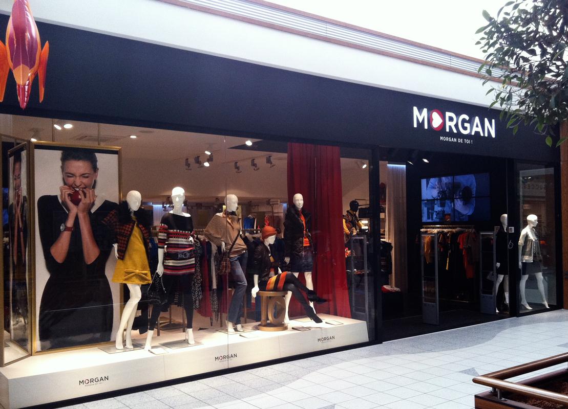 Morgan - La Roche-sur-Yon