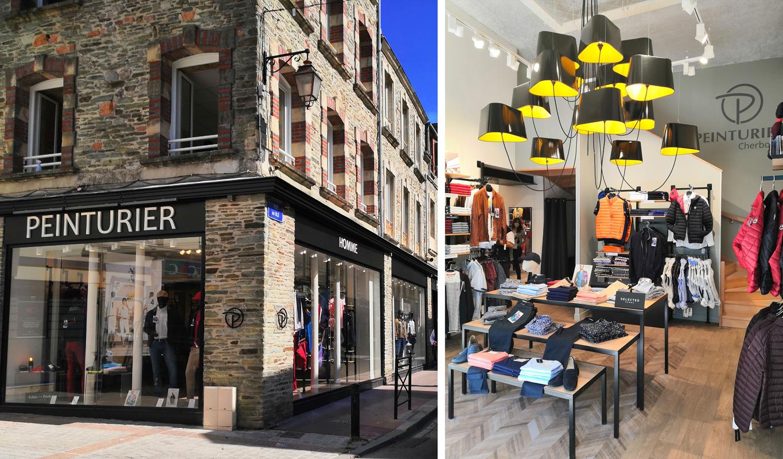 Le Peinturier - Cherbourg